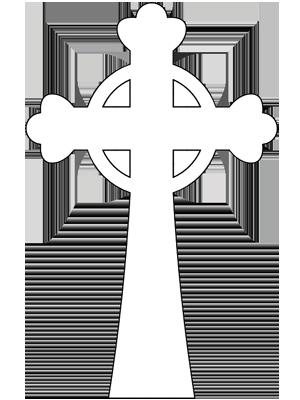 Croix fun raire catholique pascal leclerc for Tarif chambre funeraire