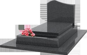 s pulture st le jardini re fun raire granit noir afrique pascal leclerc. Black Bedroom Furniture Sets. Home Design Ideas