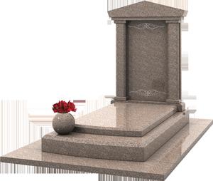 Chapelle fun raire avec st le grav e vase fun raire for Tarif chambre funeraire