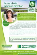 Témoignage de l'adhérente de Saint-Nazaire et St-Brévin-les-Pins