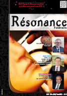 Article Magazine Résonance Janvier 2014