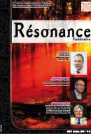 Article Magazine Résonance Octobre 2014