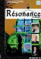 Article Magazine Résonance Novembre 2014