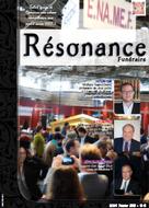 Article Magazine Résonance Janvier 2015