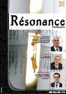 Article Magazine Résonance Février 2015