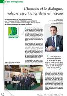 Article Magazine Résonance Décembre 2010