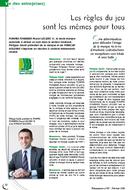 Article Magazine Résonance Février 2011