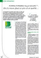 Article Magazine Résonance Mai 2011