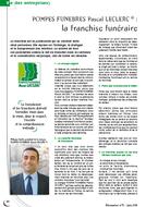 Article Magazine Résonance Juin 2011