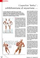 Article Magazine Résonance Novembre 2011