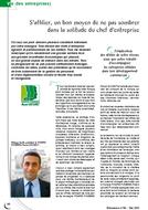 Article Magazine Résonance Mai 2012