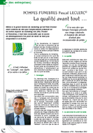 Article Magazine Résonance Novembre 2012