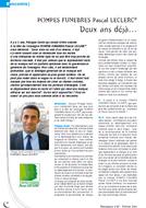 Article Magazine Résonance Février 2013