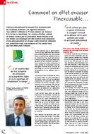 Article Magazine Résonance Avril 2013