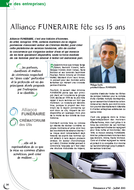 Article Magazine Résonance Juillet 2013
