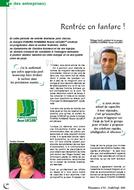 Article Magazine Résonance Août/Sept. 2013