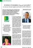 Article Magazine Résonance Octobre 2013
