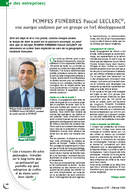Article Magazine Résonance Février 2014