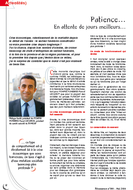 Article Magazine Résonance Mai 2014